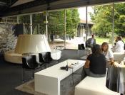L'Espace Evénements (au Parc Floral de Paris)